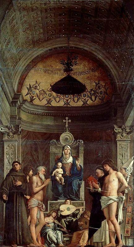 Famous Saints Paintings