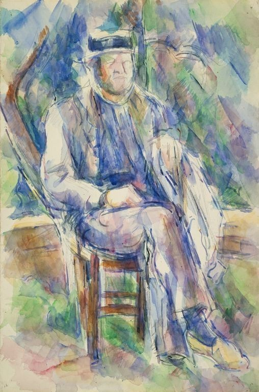cѐzanne still life with plaster cast Paul cézanne's studio has large picture windows to the north and the south to  make maximum use of light studio interior paul cézanne's studio has large.