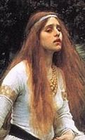 Cropped - The Lady of Shalott