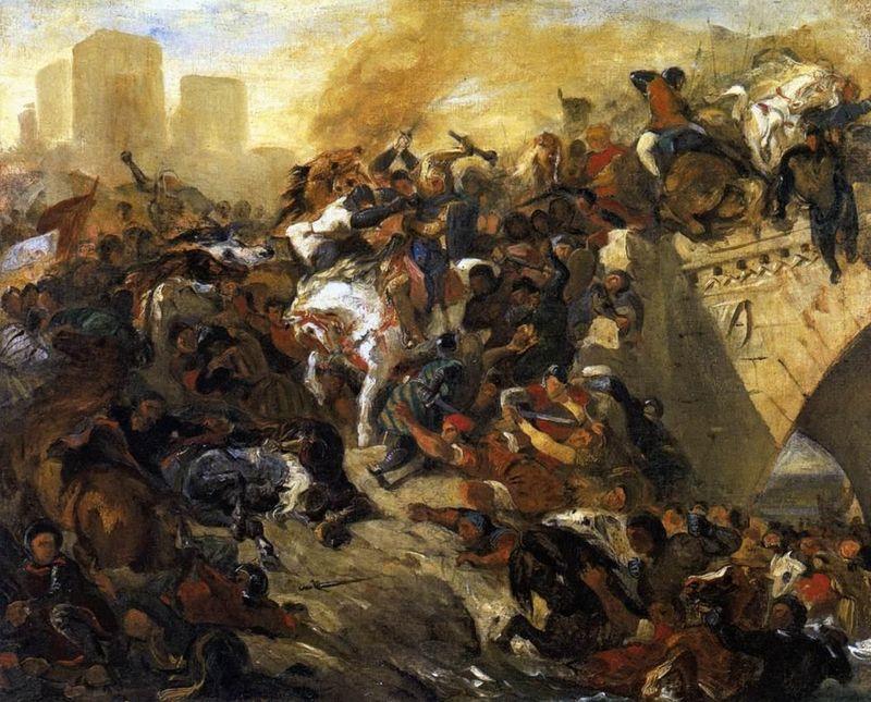 Eugene Delacroix | artble.com: www.artble.com/artists/eugene_delacroix