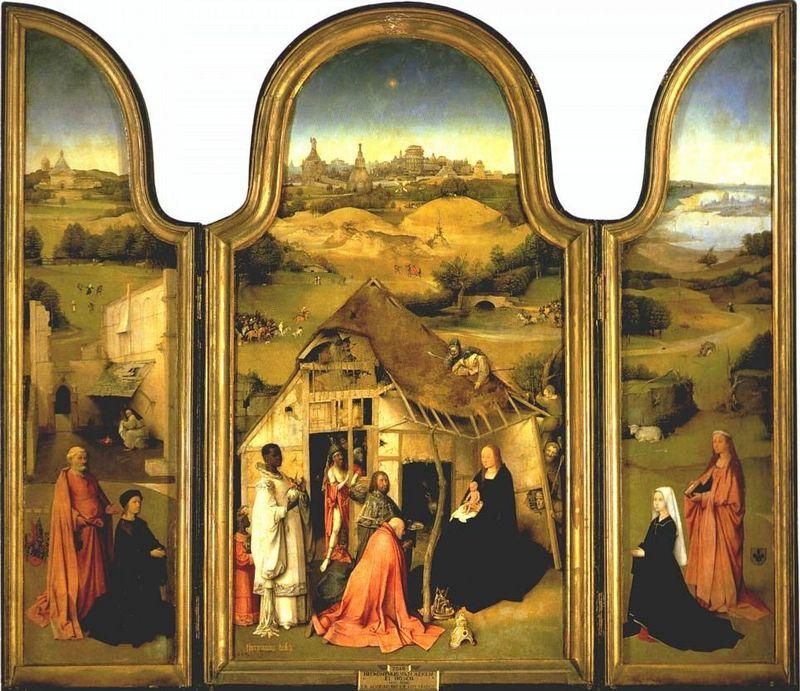 Adoration of the Magi | artble.com