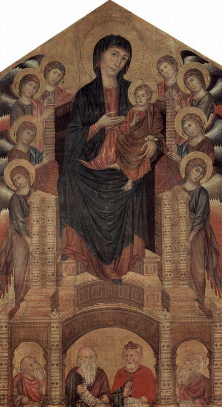 Giotto di Bondone Style and Technique   artble.com