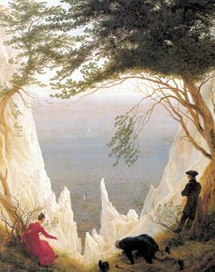 Caspar david friedrich facts