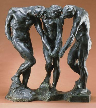 Saint John the Baptist Preaching  Auguste Rodin  Google