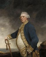 Admiral Augustus Keppel 1779