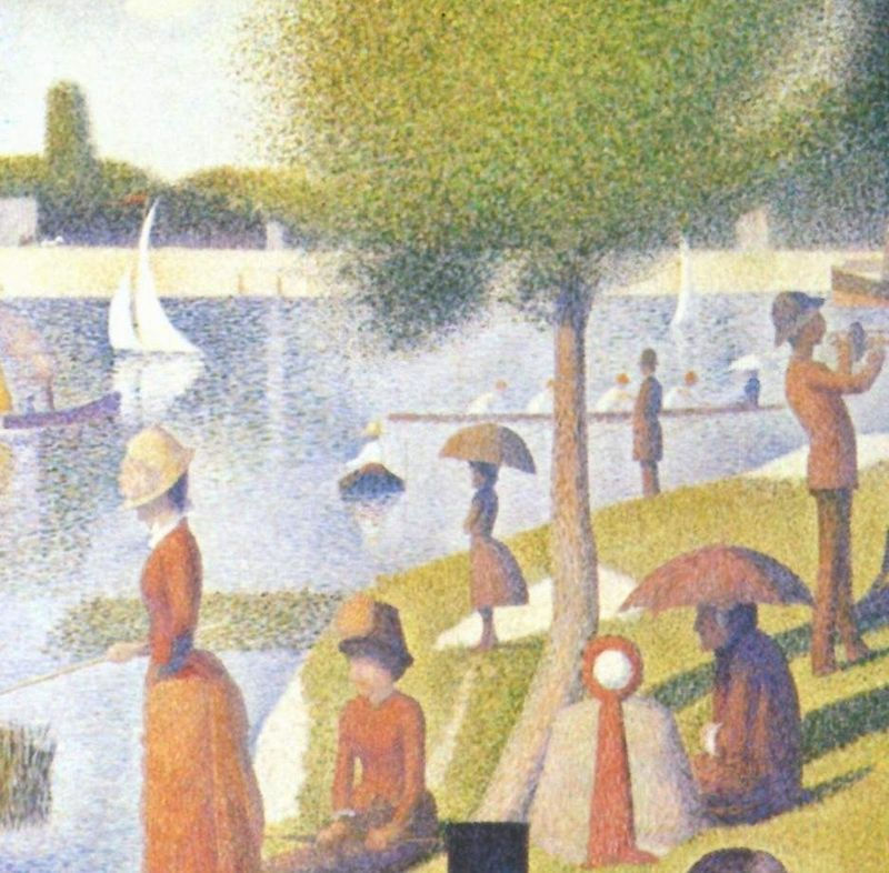 georges seurat + essay Georges seurat a sunday on la grande jatte essay  early years: georges seurat was born paris on 2nd december 1859 his mother, ernestine faivre.