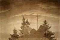 Cross in the Mountains c. 1806