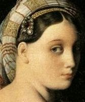 The odalisque painting ingres