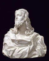 Bust of the Savior