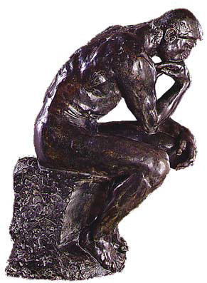 The Thinker Sculpture Analysis Essay - image 2