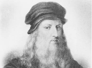 Leonardo Da Vinci Self Portrait Of Himself Leonardo da Vinci