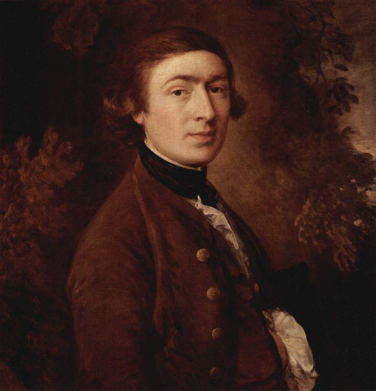 Thomas Gainsborough Famous Paintings