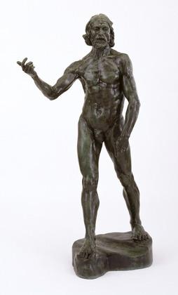 Saint John the Baptist  Rodin Museum