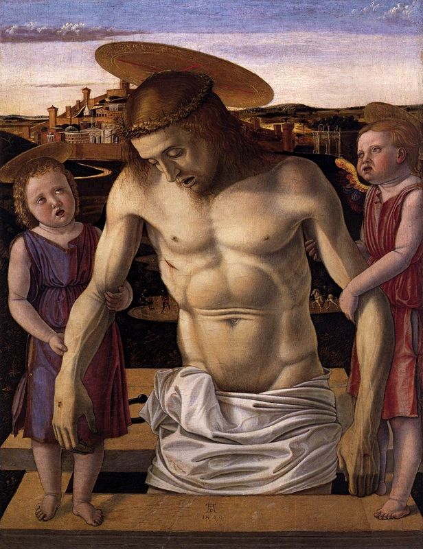 a biography of giovanni bellini and his literary work Giovanni bellini facts: the italian painter giovanni bellini (ca 1435-1516) introduced the renaissance style to his native venice his importance can scarcely be.