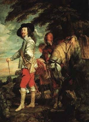 charles i at the hunt artblecom