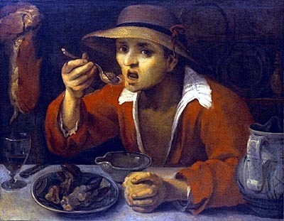 the bean eaters meaning