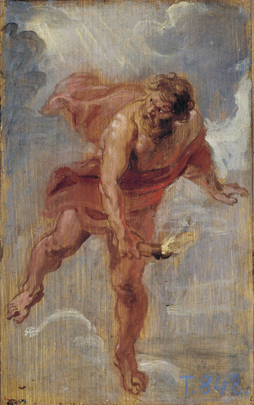 Peter Paul Rubens Style And Technique