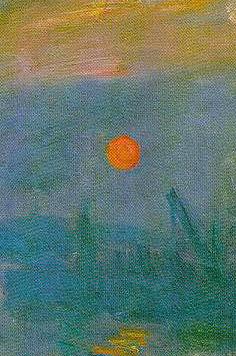 who created the work impression sunrise