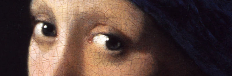 girl with a pearl earring analysis After looking at the surface level description and analysis of vermeer's girl with a  pearl earring, one might want to analyze even deeper in order to fully.