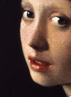 Cropped - Girl with a Pearl Earring