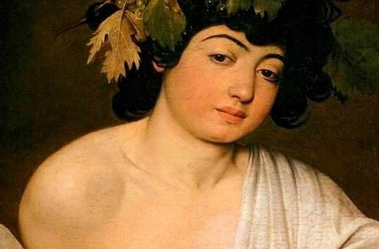 Famous Paintings Of Bacchus