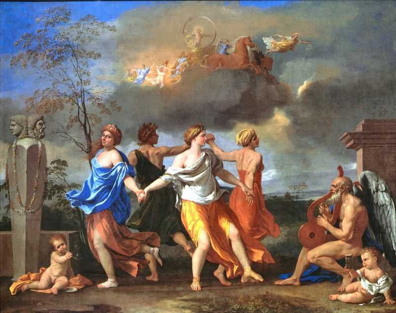 the impact of italian art on the style of the french baroque artist nicolas poussin Arts and humanities (31656) art history and theory (820.