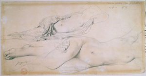 Ingres the grand odalisque