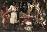 The Butcher's Shop