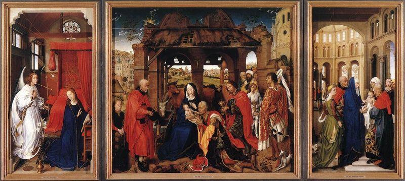 a biography of jan van eyck the most famous and innovative flemish painter Jan van eyck biography,  the altarpiece was begun by hubert van eyck, jan's elder  from van eyck onward, flemish portrait painters depicted their subjects in.