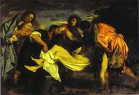 Entombment of Christ, Titian
