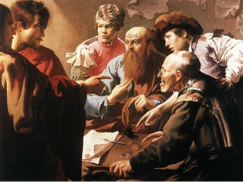 the martyrdom of st matthew painting analysis This text lesson analyzes the composition and meaning of caravaggio's first large-scale oil painting, the calling of saint matthew (1599-1600) the subject of matthew's calling was chosen for the left wall of the chapel and matthew's martyrdom was chosen for the chapel's right wall this was caravaggio's first public.