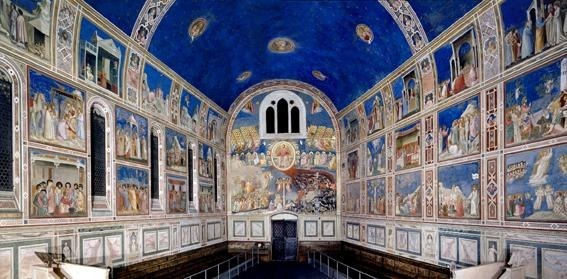 Image result for giotto padua chapel
