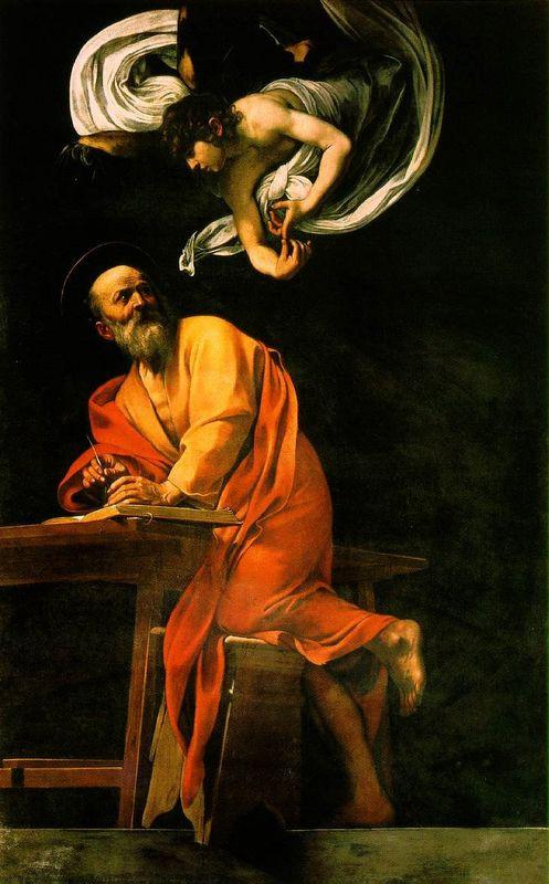 caravaggio style and technique