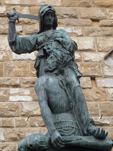 Judith and Holofernes | artble.com