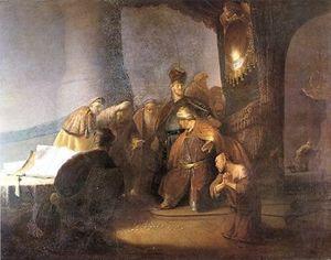 Aravaggio. the calling of st. matthew