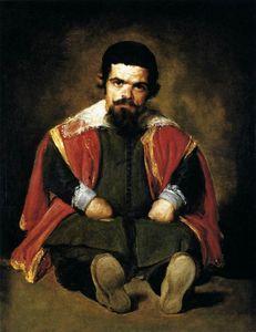 The Dwarf Sebastian de Morra