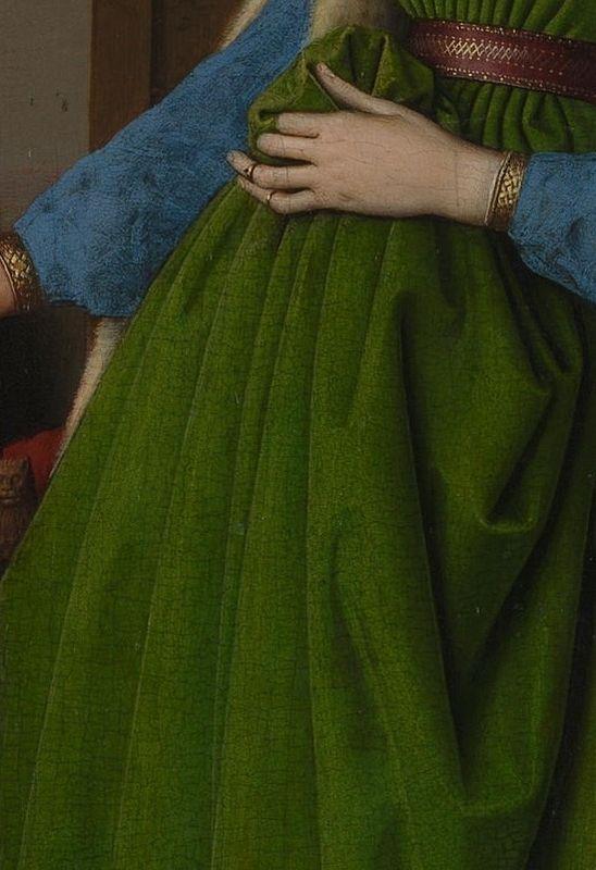 the arnolfini portrait artblecom