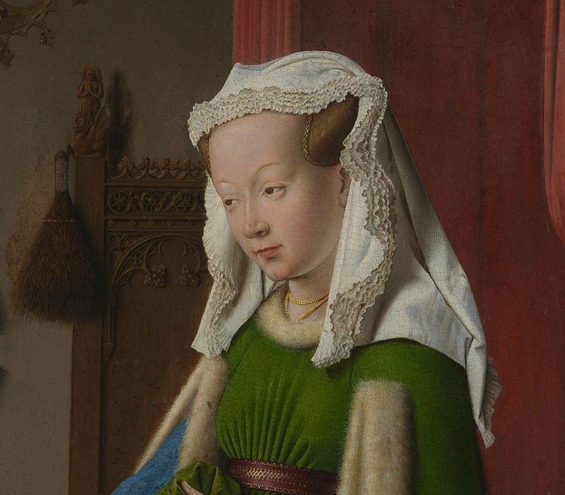 Jan Van Eyck The Arnolfini Portrait
