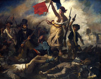 July 28: Liberty Leading the People