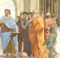 School of athens painting analysis