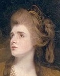 Cropped - Mrs. Siddons as the Tragic Muse