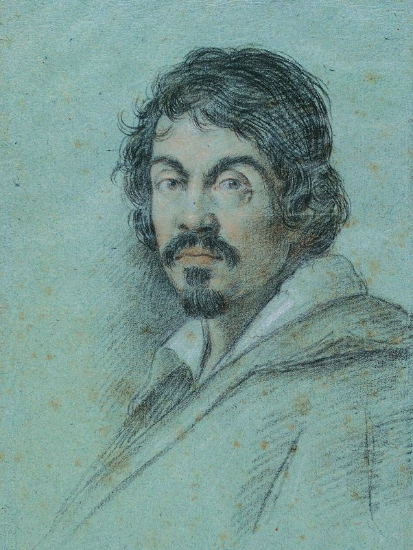 Caravaggio for Biographie de vermeer