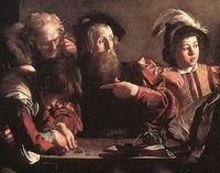 The Calling of Saint Matthew