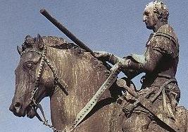Donatello Equestrian Statue Of Gattamelata