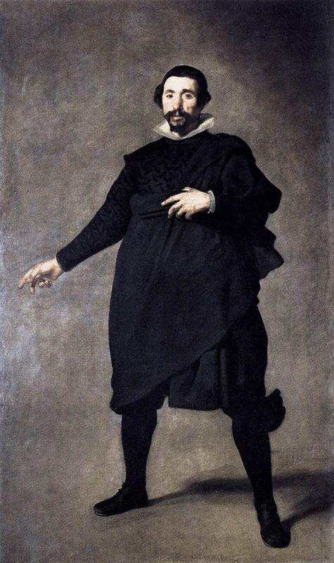 The Buffoon Pablo de Valladolid | artble.com | 475 x 800 jpeg 71kB