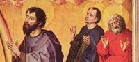 Cropped - Altarpiece of the Last Judgement