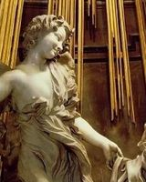 Bernini the ecstasy of saint teresa