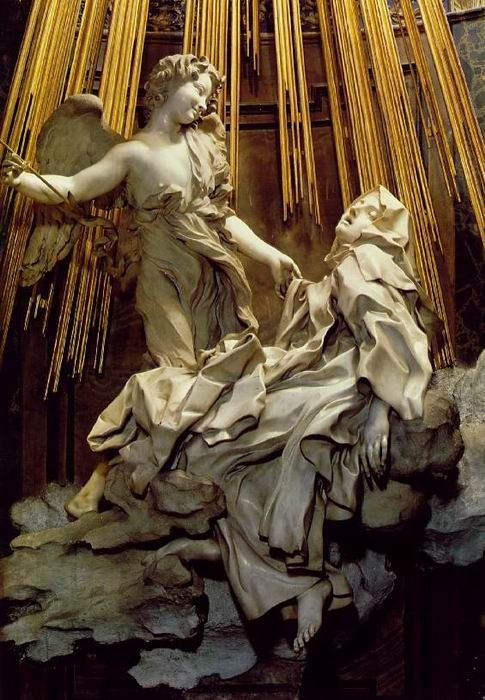 Image result for st teresa of avila bernini
