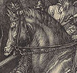 Albrecht durer the knight death and the devil
