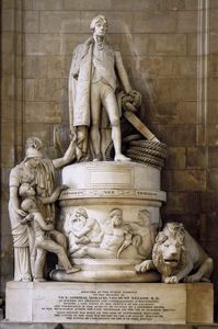 Monument to Lord Nelson